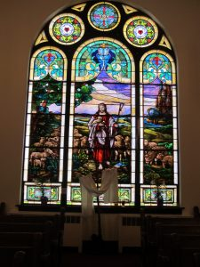 St. Paul's, Dillsburg Stained Glass